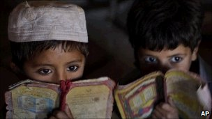 Pakistani children 