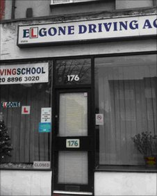 Elgone Driving School