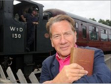 Michael Portillo Great British Railway Journeys