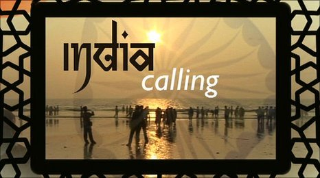 India Calling graphic