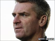 Walsall caretaker manager Dean Smith