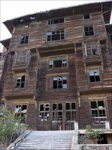Former orphanage