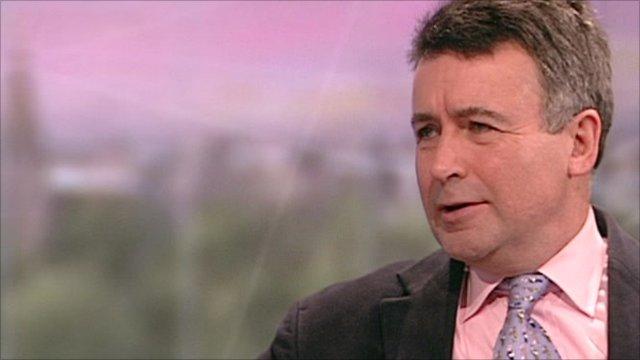 Conservative MP Bernard Jenkin