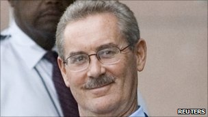 Allen Stanford in June 2009