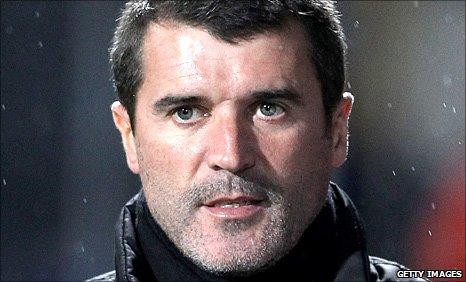 Ipswich boss Roy Keane