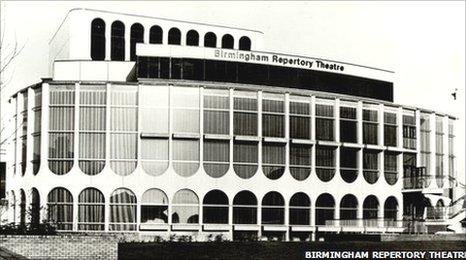 Birmingham REP c1971