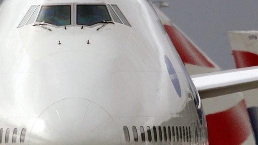 Aviation hubs
