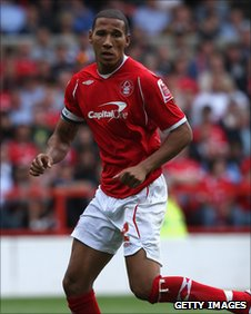 Kelvin Wilson will leave Forest in the summer