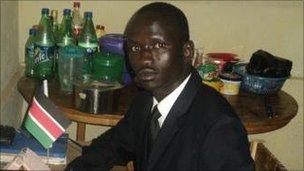 Daniel Mwaka