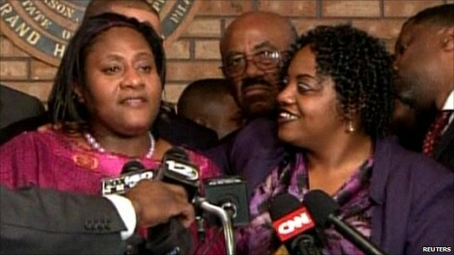 Scott Sisters Freed From Prison Must Comply To Conditions to Remain Free