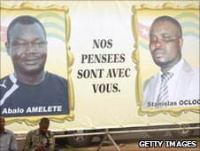 The two members of the Togo squad killed in Cabinda are remembered