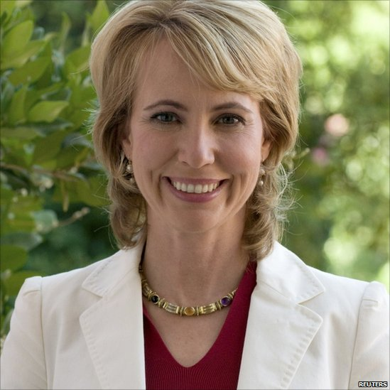 Bbc News In Pictures Gabrielle Giffords