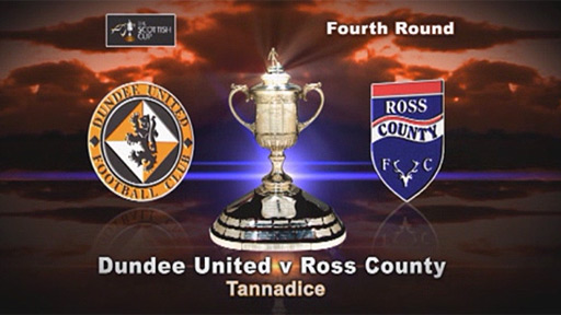 Dundee United v Ross County