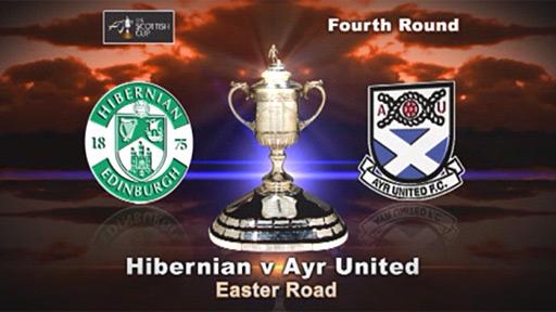 Hibernian v Ayr United