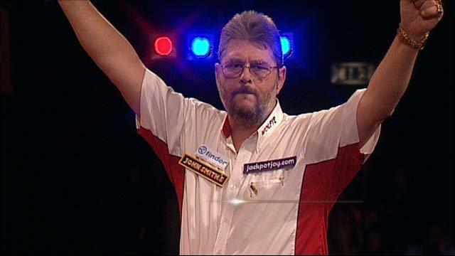 bbc darts live scores