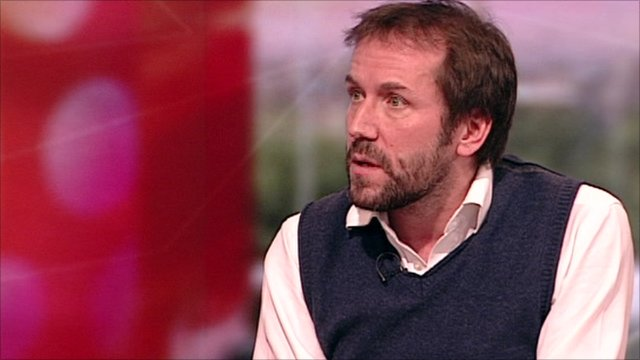 Ben Miller on Breakfast