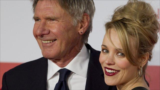 Harrison Ford and Rachel McAdams