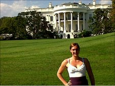 Spofforth at the White House