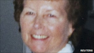 Arizona shooting victim Dorothy Morris is pictured in this undated photograph