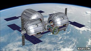 Bigelow space station (Robert Bigelow)