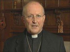 The Bishop of Blackburn, the Right Reverend Nicholas Reade