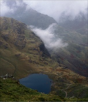Lake District (Image: BBC)