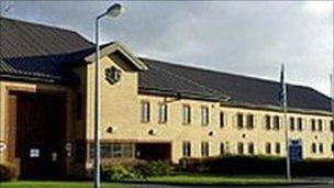 Littlehey prison
