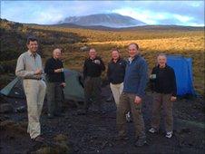 EACH Treehouse Appeal Kilimanjaro walk