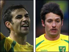 Simon Lappin and Wes Hoolahan