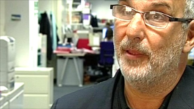 Creative Director for the BBC, Alan Yentob