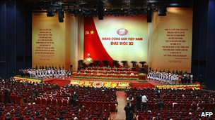 Vietnam's Communist Party congress