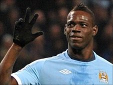 Balotelli has already missed a large chunk of the season
