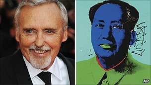 Dennis Hopper and Warhol&#039;s Mao