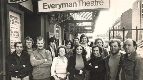 Liverpool Everyman cast 1974
