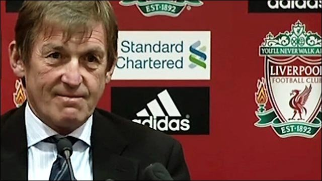 Liverpool chief Kenny Dalglish outlines Anfield vision