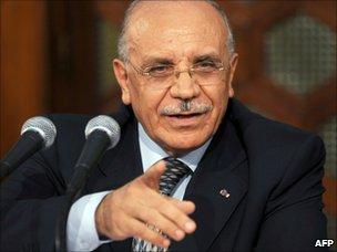 Rafik Belhaj Kacem (file)