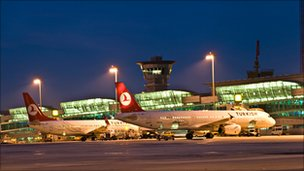 Istanbul Ataturk airport (copyright: TAV)