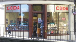 Coda Music in Edinburgh