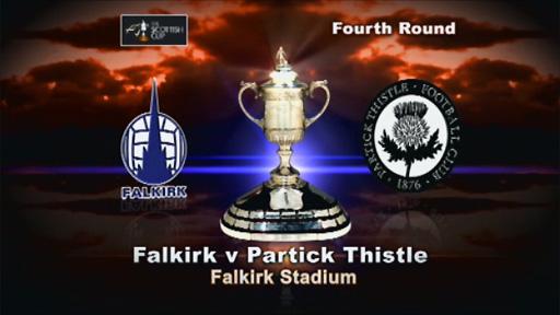 Falkirk v Partick