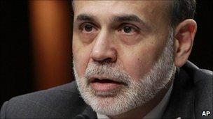 Federal Reserve boss Ben Bernanke