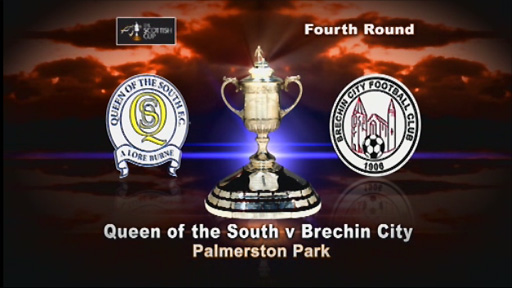 Queen of the South v Brechin