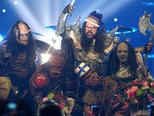 Finnish rockers Lordi