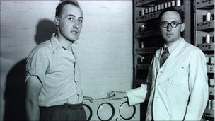 W Renwick and M Wilkes, Computer Laboratory, University of Cambridge