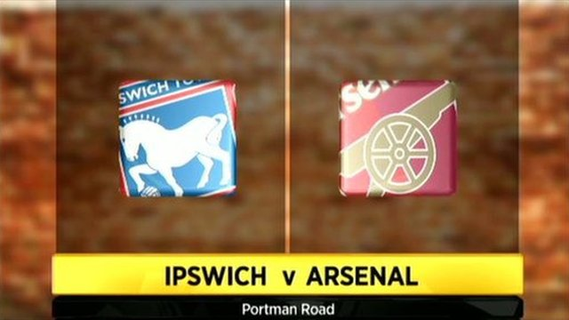 Carling Cup highlights - Ipswich 1-0 Arsenal