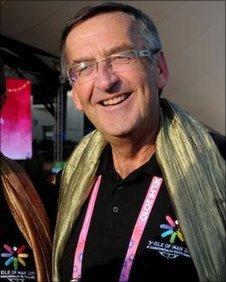 Games Director, Geoff Karran