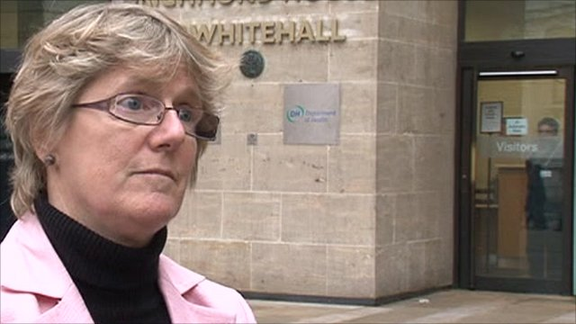 Acting chief medical officer Dame Sally Davies