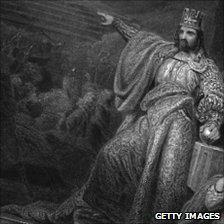 King Nebuchadnezzar II