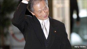 Japan's new Justice Minister Satsuki Eda  14 Jan 2011