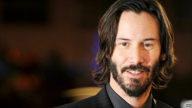 14 January 2011 Last updated at 06:58 ET Help. Hollywood actor Keanu Reeves ...