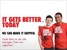 It Gets Better Today campaign graphic
